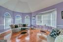 Living room - 11308 MARLBORO RIDGE RD, UPPER MARLBORO