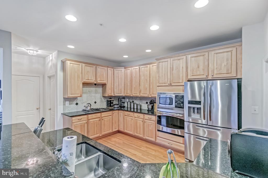 Kitchen - 11308 MARLBORO RIDGE RD, UPPER MARLBORO