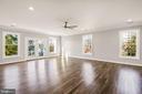 Master Bedroom - 4930 PRINCESS ANNE CT, FAIRFAX