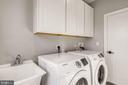Laundry - 4930 PRINCESS ANNE CT, FAIRFAX