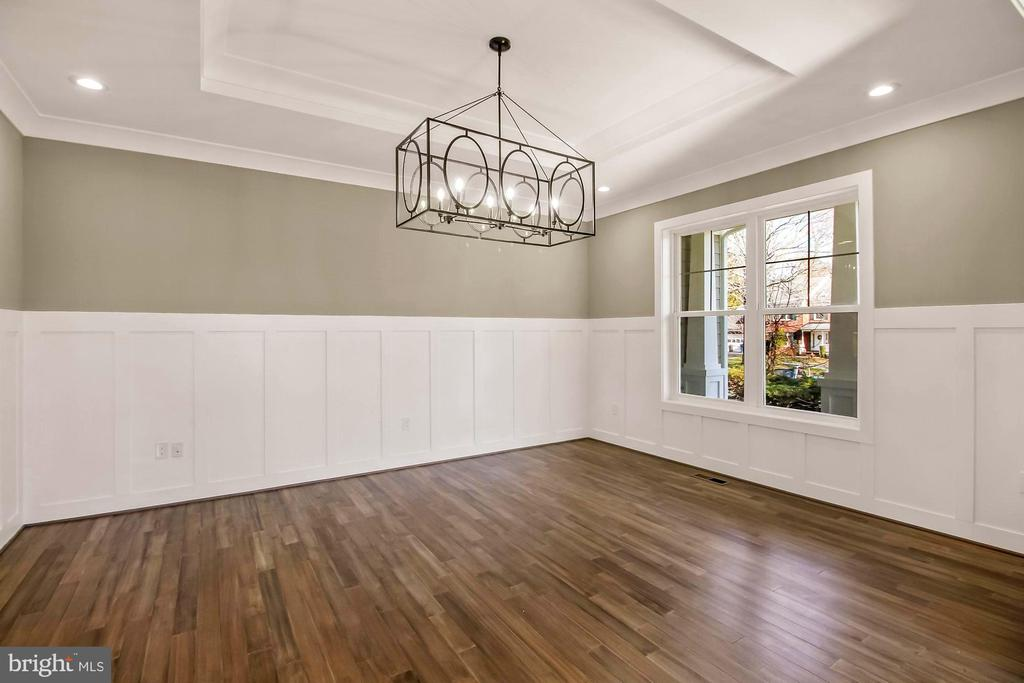 Formal Dining Room - 4930 PRINCESS ANNE CT, FAIRFAX
