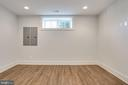 flex room for gym, office, play, hobbies - 3465 N EMERSON ST, ARLINGTON