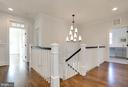 chandelier adds a sculptural element - 3465 N EMERSON ST, ARLINGTON