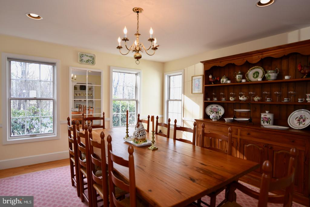 Dining Room - 1628 F T VALLEY RD, SPERRYVILLE