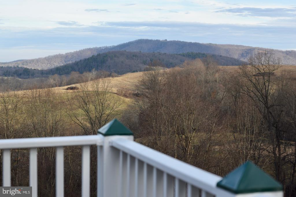View from 2nd Floor Balcony - 1628 F T VALLEY RD, SPERRYVILLE