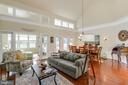 GREAT ROOM WITH AMAZING LIGHT - 2302 ROE LN, FREDERICK