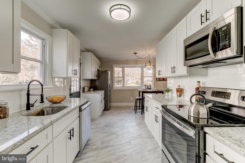 Single Family Homes för Försäljning vid Randallstown, Maryland 21133 Förenta staterna