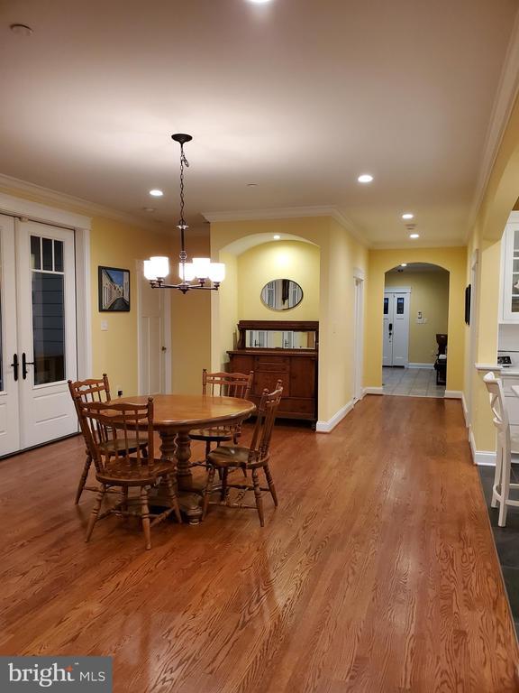 Beautiful hardwood floors - 1504 MARKER RD, MIDDLETOWN