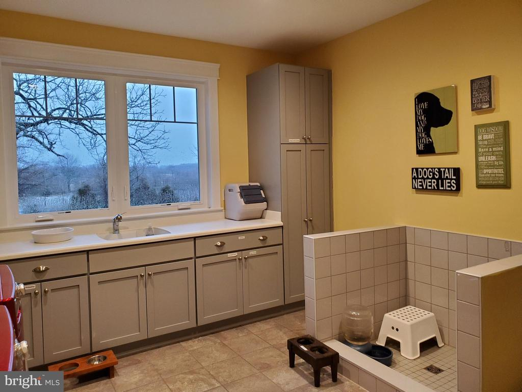 Pet Room has pet shower. - 1504 MARKER RD, MIDDLETOWN