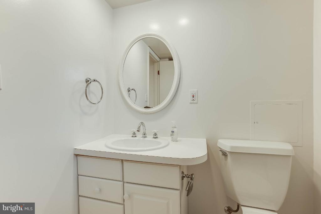 Lower level full bath 3 - 12602 VALLEYWOOD DR, SILVER SPRING
