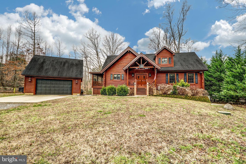 Single Family Homes のために 売買 アット Bumpass, バージニア 23024 アメリカ