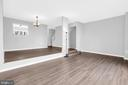 New flooring and fresh paint throughout - 2053 SWANS NECK WAY, RESTON