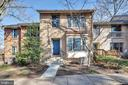 Fabulous brick front townhome - 2053 SWANS NECK WAY, RESTON