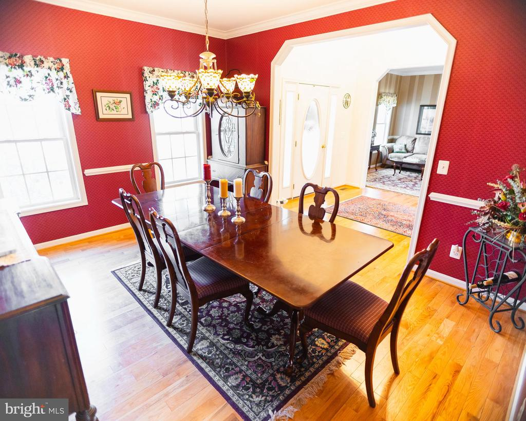 Separate dining room - 20176 MOUNTAIN TRACK RD, ORANGE