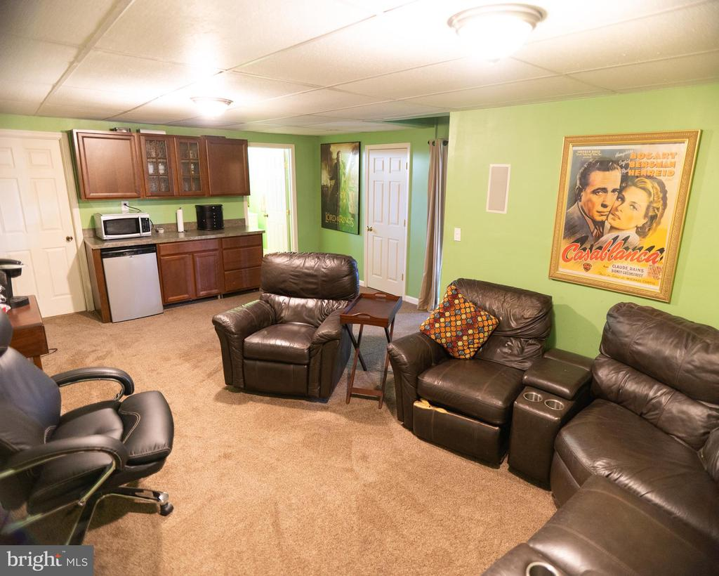 family room basement - 20176 MOUNTAIN TRACK RD, ORANGE