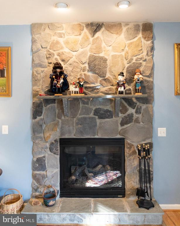 Gas Fireplace  (Gas only for fireplace ) - 20176 MOUNTAIN TRACK RD, ORANGE
