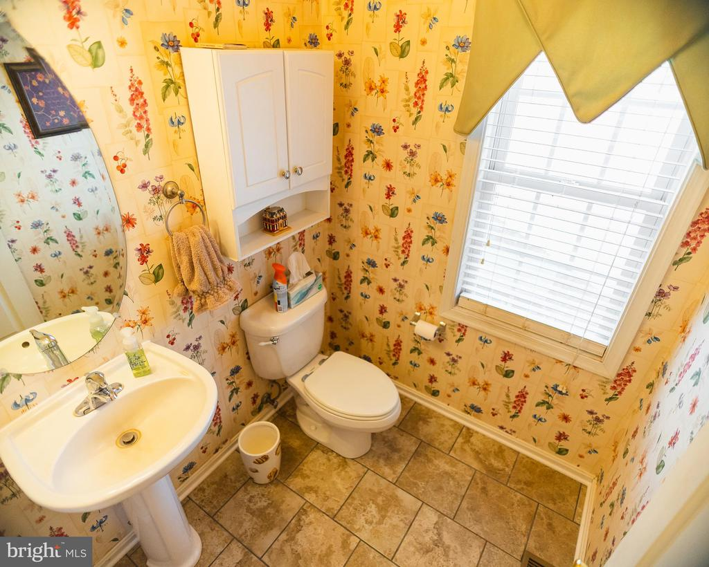 Half Bath Main Level - 20176 MOUNTAIN TRACK RD, ORANGE