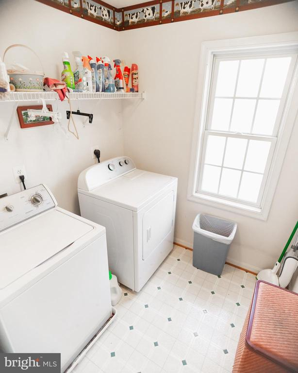Laundry room - 20176 MOUNTAIN TRACK RD, ORANGE