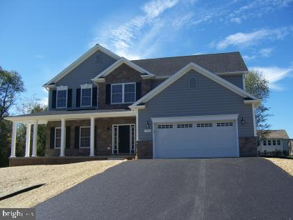 Photo likeness.  To-be-built. - 5153 REELS MILL RD, FREDERICK