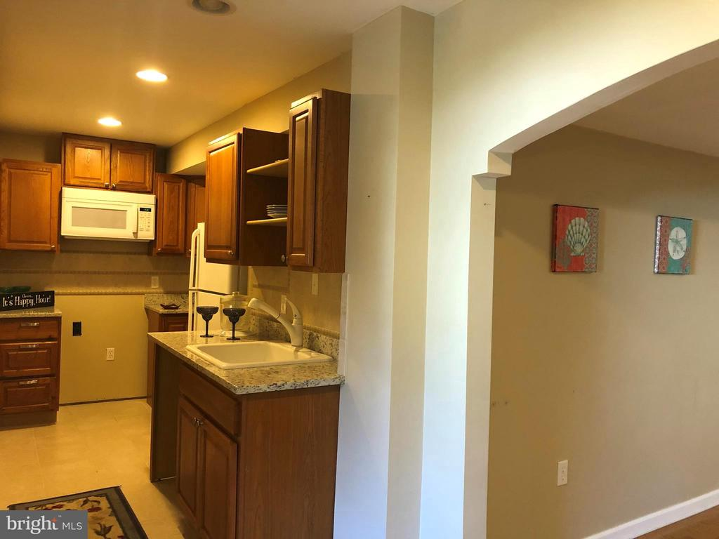 Kitchenette on Lower Level - 812 MORAN DR, ANNAPOLIS