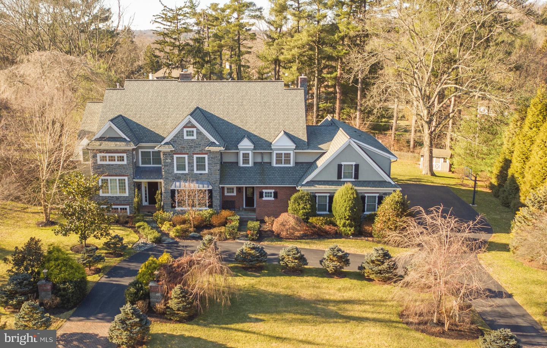 Single Family Homes のために 売買 アット Bryn Mawr, ペンシルベニア 19010 アメリカ