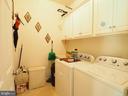 Laundry Room - Upper Level - 178 WOODSTREAM BLVD, STAFFORD
