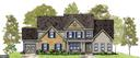 Craftsman Elevation Option with garage option - 1511 BEAUX LN, GAMBRILLS