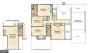 Second Floor Plan - 1511 BEAUX LN, GAMBRILLS
