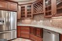 Commercial Size Refrigerator - 16727 BOLD VENTURE DR, LEESBURG