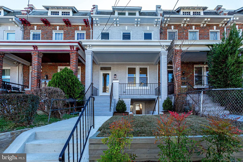 612 EMERSON STREET NW, WASHINGTON, District of Columbia