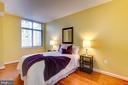 Bedroom 2 - 11990 MARKET ST #1401, RESTON
