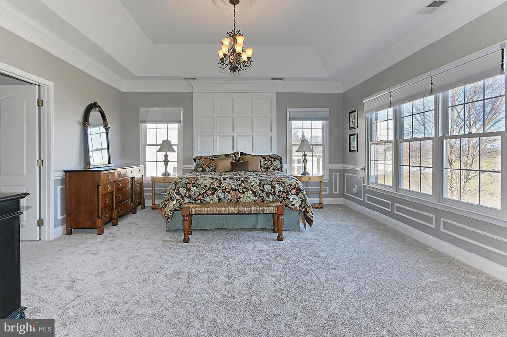 Master bedroom - 18374 KINGSMILL ST, LEESBURG