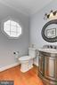 Half bath main level - 18374 KINGSMILL ST, LEESBURG