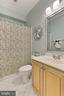 Full bath in basement - 18374 KINGSMILL ST, LEESBURG