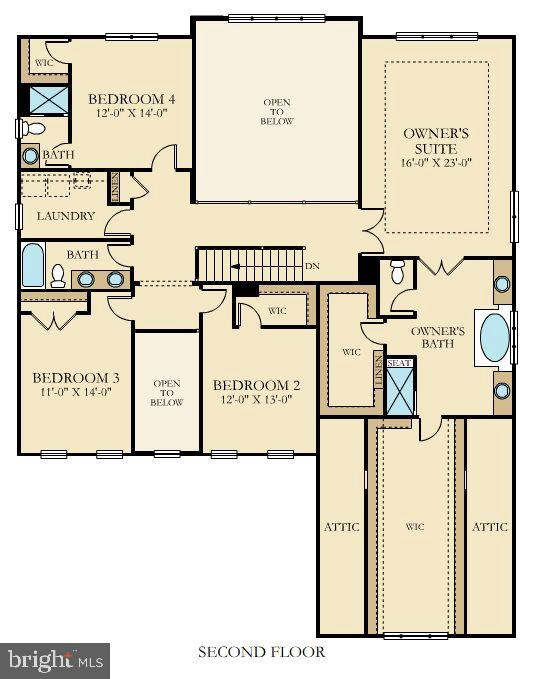 Floor Plan - 42816 SOUTHER DR, CENTREVILLE