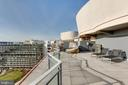 Private Terrace - 2510 VIRGINIA AVE NW #1409-N, WASHINGTON