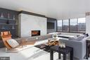 Living Room - 2510 VIRGINIA AVE NW #1409-N, WASHINGTON