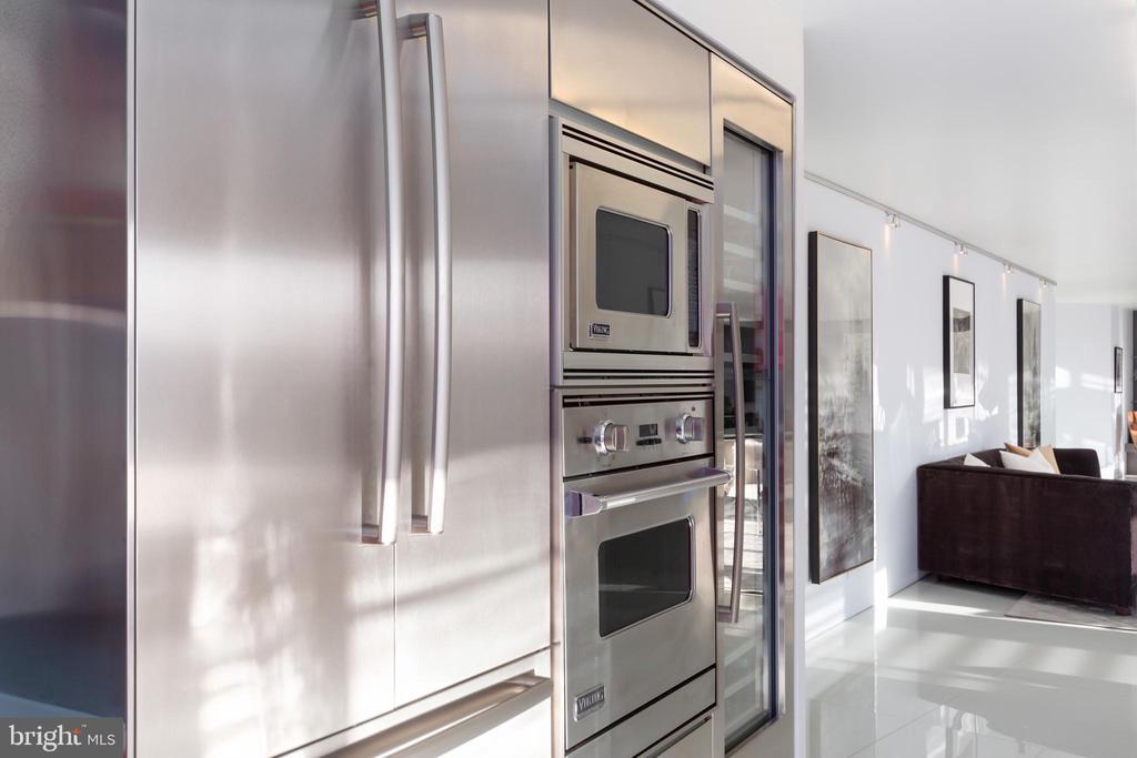 Kitchen - 2510 VIRGINIA AVE NW #1409-N, WASHINGTON
