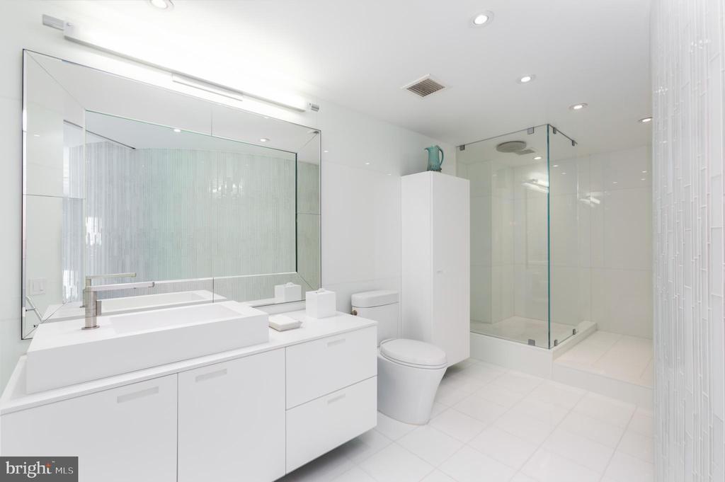 Bathroom - 2510 VIRGINIA AVE NW #1409-N, WASHINGTON