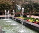 VIEW OF THE FOUNTAIN - 8220 CRESTWOOD HEIGHTS DRIVE #1818, MCLEAN