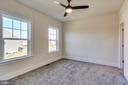 4th upper level bedroom - 1061 MARMION DR, HERNDON