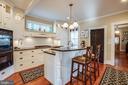 Updated Kitchen - 604 HAWKE ST, FREDERICKSBURG