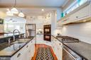 Great kitchen for cooks! - 604 HAWKE ST, FREDERICKSBURG