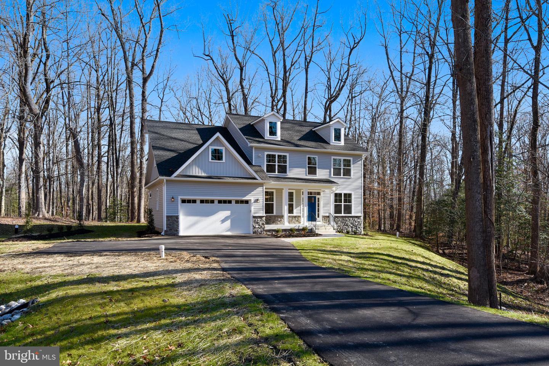 Single Family Homes 용 매매 에 Crownsville, 메릴랜드 21032 미국