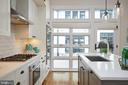 Gourmet Kitchen, Modern meets Classic Design - 419 GUETHLER'S WAY SE, WASHINGTON