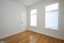 2nd Bedroom Hardwood Floors and walk in closet - 419 GUETHLER'S WAY SE, WASHINGTON