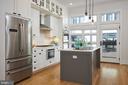 Light & Bright Kitchen with Juliet Balcony - 419 GUETHLER'S WAY SE, WASHINGTON