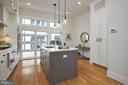 Kitchen Center Island & Pantry - 419 GUETHLER'S WAY SE, WASHINGTON