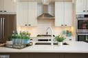 Classic Luxurious Kitchen, Marble & Subway tiles - 419 GUETHLER'S WAY SE, WASHINGTON