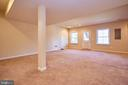 Walk out from lower level - 5642 WHEELWRIGHT WAY, HAYMARKET